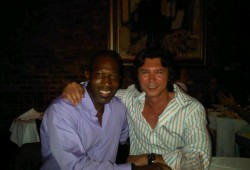 Dinner w/ 'Longmire's' Lou Diamond Phillips