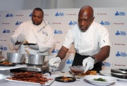 The Doe Fund's Sweet: New York with Chef Marcell of RWA Philly