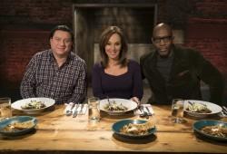 Food Network's Beat Bobby Flay w/ Rosanna Scotto & Julian Medina