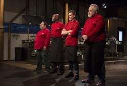 Food Network's Chopped All Stars $75,000 Tournament for Alzheimer's Association
