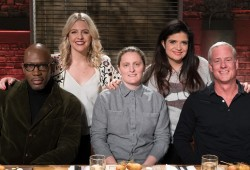 Food Network's Beat Bobby Flay with Helene, April, Alex and Jimmy